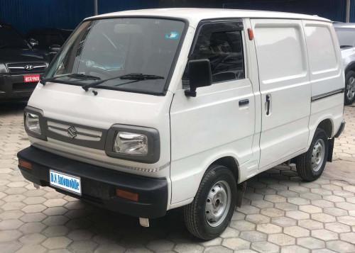 Single hand Maruti Cargo Van 2018 model